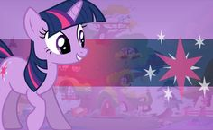 Twilight Sparkle Wallpaper by ~mayosia on deviantART