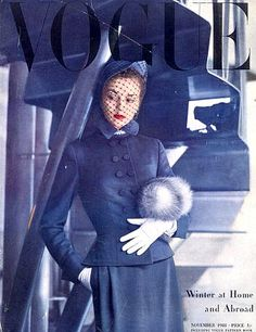 British Vogue, Nov.1948