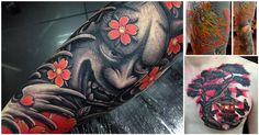 16 Japanese-Inspired Tattoos | Diply | No 2 (Full-Boby Piece), no 12 & no 15
