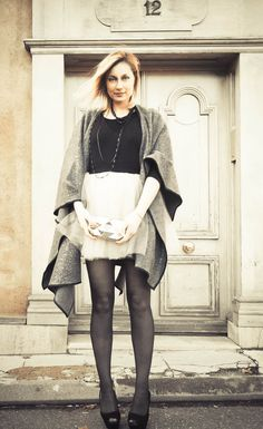 street look french blogger Artlex / fashion blog /princess style/outfit New Year's Day