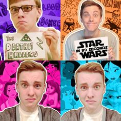 Nerdy Jams: A playlist featuring Jon Cozart, Kirstyn Hippe and Potter Puppet Pals