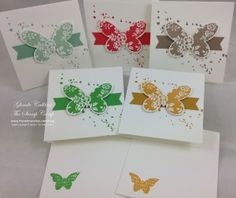 3 X 3 Notecard In Colors Set