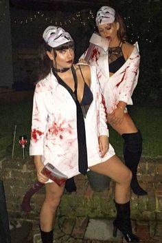 Creative Best Friend Halloween Costumes for 2017 ★ See more: http://glaminati.com/best-friend-halloween-costumes/