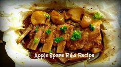Apple Spare Ribs Recipe | By Victoria Paikin