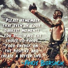 Andy Biersack Quote BVB
