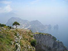 Isla de Capri - Italia | LUGARES SORPRENDENTES