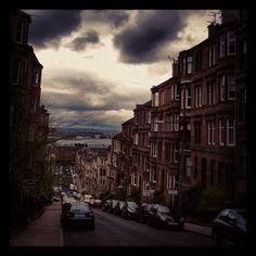 @GeekGirlx shows us Glasgow