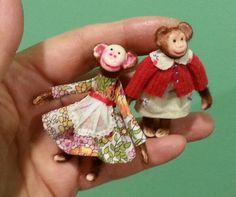 Miniaturas de Inés Moreno .