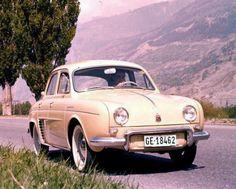 Renault Dauphine Gordini - 1958