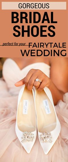 Summer wedding season just opened, and from all weddings that you are eagerly awaiting, one can be yours! Looking back at the latest wedding tendencies, we've made a selection of the most beautiful bridal shoes. Why do you need these shoes? Well, because you want to be different from all the other brides, and they …