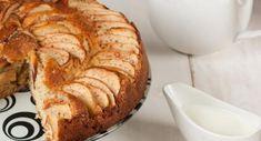 Ιταλική Μηλόπιτα. Greek Recipes, Bread, Food, Brot, Essen, Greek Food Recipes, Baking, Meals, Breads