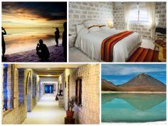 Hoy te presentamos… ¡El hotel 'más salado' del mundo!  Y no es porque esté situado a las orillas del majestuoso Salar de Uyuni, o también conocido como desierto blanco (en Bolivia). Además de eso, este fabuloso hotel, incluso podríamos decir que uno de los más raros del mundo, ha sido construido únicamente con bloques de sal.   ¿Os atrevéis con una noche en el 'Hotel Luna Salada'?