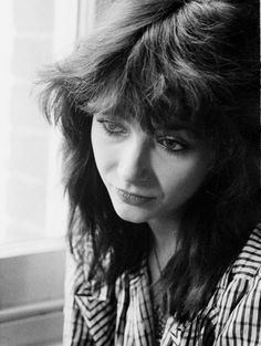 See Kate Bush pictures, photo shoots, and listen online to the latest music. Uk Music, Music Icon, Photography Movies, Rock And Roll Bands, Female Singers, Celebs, Celebrities, About Hair, Record Producer