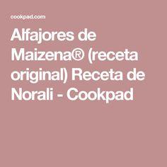 Alfajores de Maizena® (receta original) Receta de Norali - Cookpad