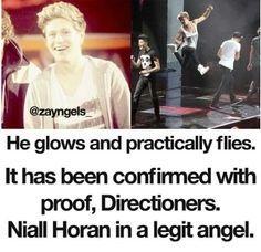 Niall Horan, angel>>> of corse he is what else could be that perfect