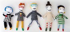 art dolls by KLT:works