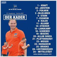 Unsere Jungs für #fcabsc am Samstag!  #hahohe #bundesliga #match #berlin #augsburg