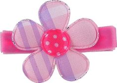 Bow Allure hair clip Girls available at Amazon