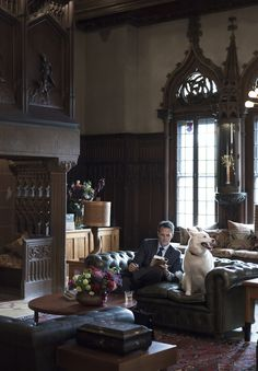 Drawing Room at the Chicago Athletic Association Hotel -- a historic 1890's monument to the big-shouldered, can-do spirit that defines our city, transformed into an incomparable Chicago boutique hotel with commanding views across Millennium and Maggie Daley Parks to Lake Michigan.