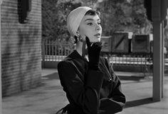 Figurino Audrey Hepburn em Sabrina