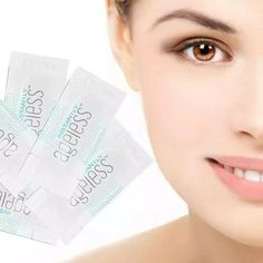 50 Sachets Jeunesse Instantly Ageless Face Cream Anti Aging and Anti Wrinkle Eye. Help to tighten, compact and enhance the appearance of loose skin. Creme Anti Rides, Creme Anti Age, Anti Aging Cream, Bottom Eyelashes, Grow Eyelashes, Rides Front, Under Eye Bags, Les Rides, Pores