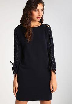 Miss Selfridge Sukienka z dżerseju - black        za 167,2 zł (15.04.17) zamów bezpłatnie na Zalando.pl.