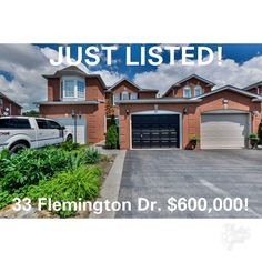Welcome to my NEW listing 33 Flemington Drive in Rural Caledon! This freehold townhome boasts 3 bedrooms, 1.5 baths, a finished basement, renovated kitchen w/ granite counters, 4 CAR parking on the driveway, new windows, doors, furnace and more! All for only $600,000! Call me today with any interest! ° ° ° ° #petercerrito #royallepage #realestate #realtor #realestateagent #caledon #rural #peel #peelregion #bolton #vaughan #woodbridge #toronto #home #house #invest #buy #investment