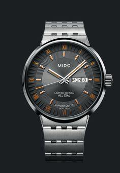 Für den Uhrenhersteller Mido ist die visionäre Architektur eines Bauwerks ebenso…