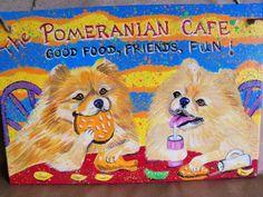The Pomeranian Cafe