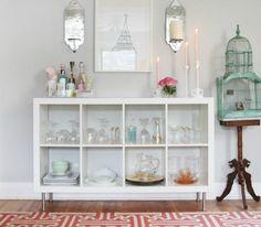 Ikea Meets Yardsale Minimalist, Adore Your Place - Interior Design Blog