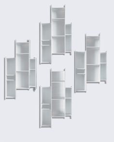 ISaloni: Bookcases and Cabinets. | WOW! (Ways Of Working) webmagazine
