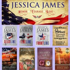 Jessica jaymes proud jessica james pinterest guy bookshelf of award winning military suspense author jessica james fandeluxe Gallery