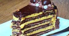 OVA TORTA JE LUDILO ZA OČI I ZA NEPCE…STARINSKA TORTA U NOVOM IZDANJU | Brzo i…