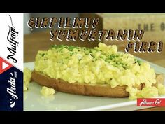 Çırpılmış Yumurta'nın Sırrını Veriyorum! | Scrambled Eggs Tarifi - Arda'nın Mutfağı - YouTube Scrambled Eggs, Baked Potato, Baking, Ethnic Recipes, Youtube, Food, Tasty Food Recipes, Plate, Egg Scramble