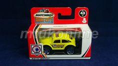 MATCHBOX 2002 VOLKSWAGEN BEETLE 4X4 | BEACH PATROL |CHINA | HERO CITY 45 | 97846 Beetle, Diecast, 4x4, Volkswagen, Hero, China, Beach, Beetles, Bicycle Crunches