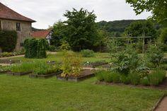 Klostergarten, Kloster Michaelstein