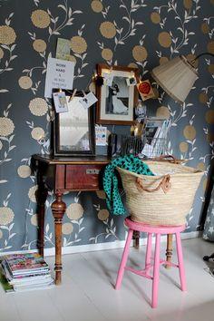 Niinan unelmia Laura Ashley, Style Me, Passion, Interiors, Colors, Home Decor, Decoration Home, Room Decor, Colour