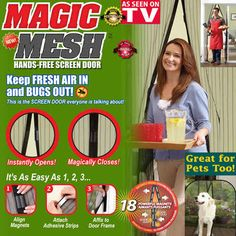 """Magic Mesh 