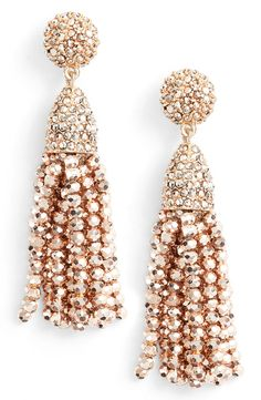 Mini Metallic Pinata Statement Earrings on Sale