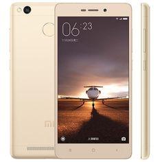 Xioami、Snapdragon 430 や指紋センサー搭載の 5インチスマートフォン「Redmi 3S」発表、価格699元(約11,000円)より | GPad