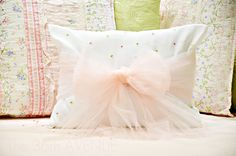 The Wishing Pillow…sweet.