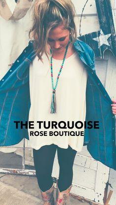 @the_turquoise_rose_btq  www.theturquoiseroseboutique.com