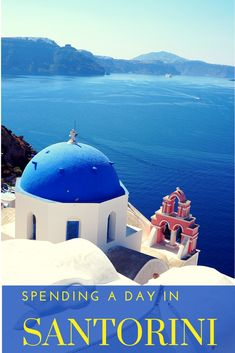 Guide and tips for spending a day in Santorini, Greece with kids; Cruise excursion in Santorini with kids; #santorini #greecewithkids