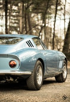 Ferrari 275 GTB.   So since ones a super hero and house parents r he's probably rich and I think he should drive this car...
