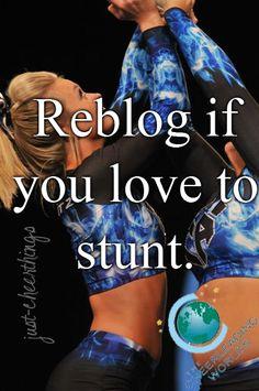 Cheer Stunt Positions Love | Cheerleading Stunting