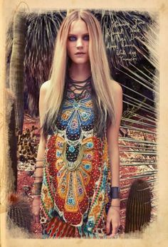 Pachamama- Camilla Franks | - Forever Boho - Bohemian Fashion- Forever Boho – Bohemian Fashion