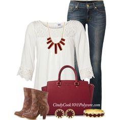 Vero Moda Jasmine 3/4 Top