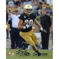 "Tyler Eifert Notre Dame Fighting Irish Fanatics Authentic Autographed 8"" x 10"" Photograph with Go Irish Inscription - $89.99"