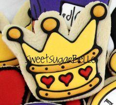 Alice and Wonderland-esque Platter by SweetSugarBelle, via Flickr
