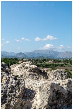 Die Altstadt von Alcudia. Empfehlung für einen Ausflug auf Mallorca.